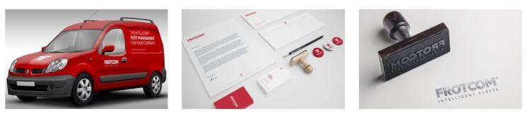 Frotcom brand communication
