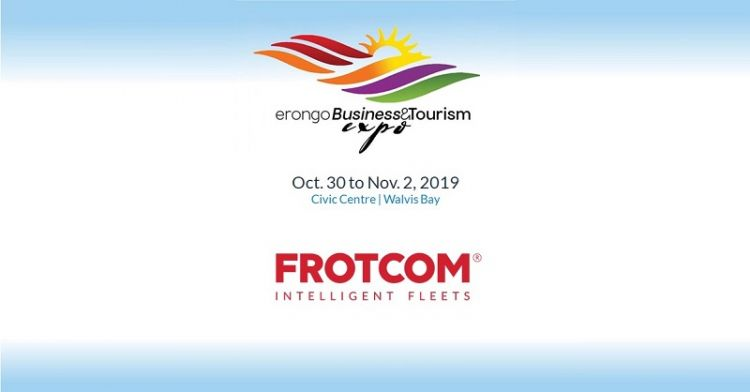 Frotcom at the 13th Annual Erongo Business and Tourism Expo