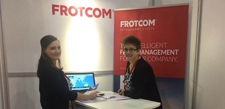 Frotcom exhibits at Aidex Brussels 2017
