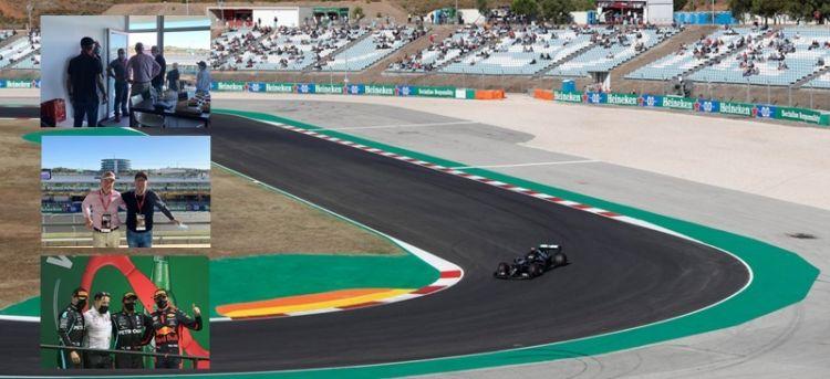 Frotcom at Formula 1 Heineken Grand Prix Portugal
