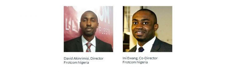 Frotcom adds a new certified partner - Frotcom Nigeria
