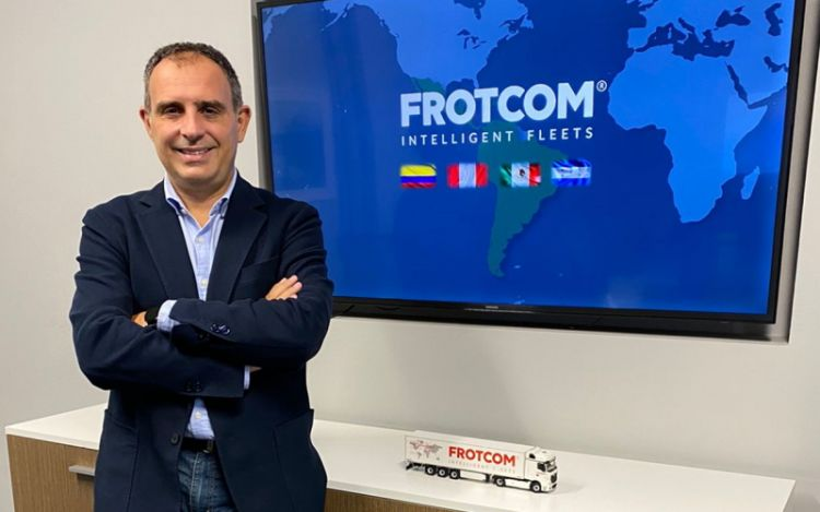 Frotcom reinforces its position in Latin America with new Certified Partners - Frotcom