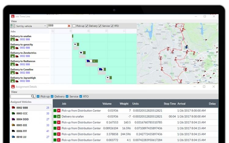 Frotcom Route Scheduler is here to dramatically streamline dispatching operations and save money