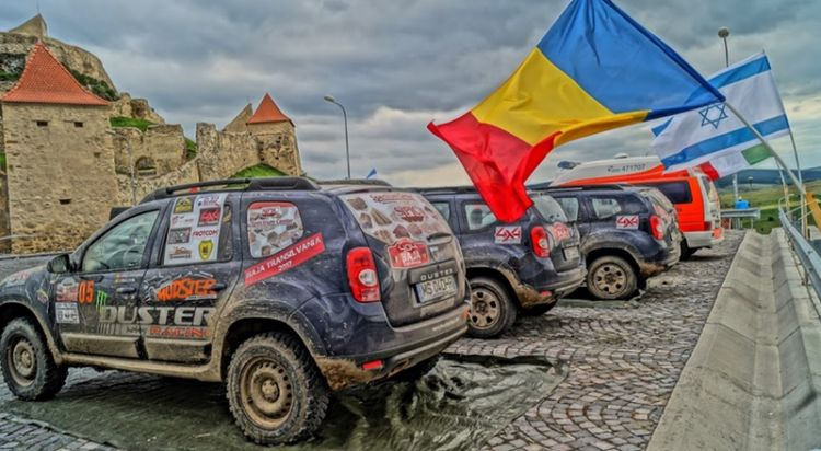 Frotcom to support Baja Transilvania