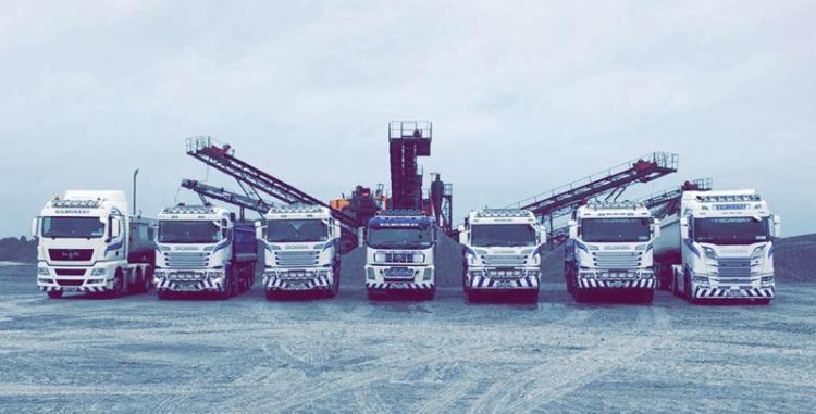 Kilmurray Precast achieves 100% tachograph compliance with Frotcom_fleet