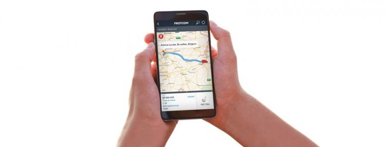 The benefits of a mobile fleet management app