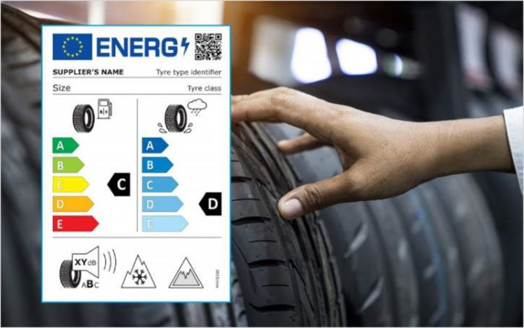 New EU tire labeling rule in effect from May 2021 | Frotcom