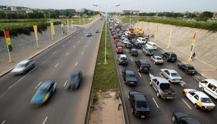 Traffic collisions in Accra (Ghana) require new safety measures