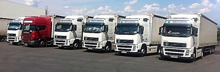 Orkan Impeks fleet
