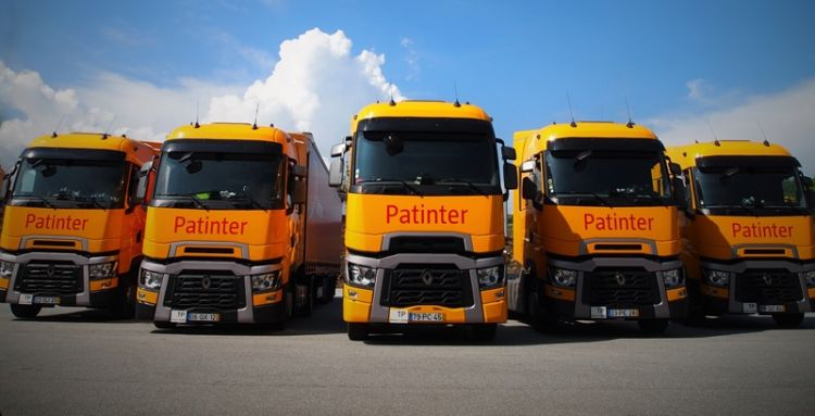 Patinter - Frotcom becomes the lifeblood of Patinter's operations
