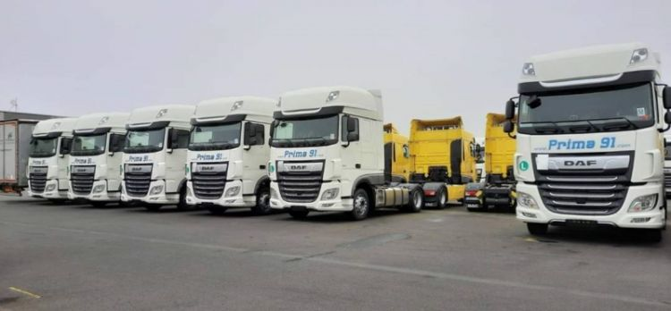 Prima 91 increases its fleet productivity and reduces costs with Frotcom - Frotcom
