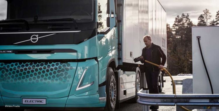 Truck manufacturers dictate the end of diesel