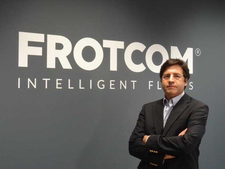 Valério Marques - CEO - Frotcom International