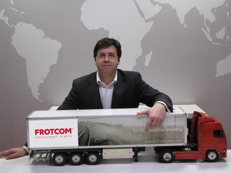 Valério Marques, CEO - Frotcom International