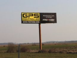 Blog - Frotcom Romania takes to the highway