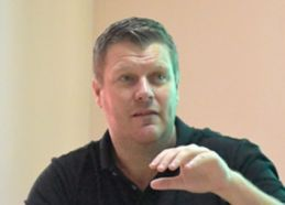 Jason Hancocks, This is Africa Solutions Operations Manager