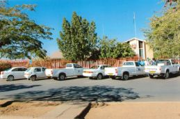 Blog - Keetmanshoop Municipality reduces unauthorized vehicle use by 95% with Frotcom