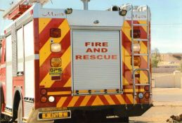 Blog - Keetmanshoop Municipality reduces unauthorized vehicle use by 95% with Frotcom - Emergency vehicle