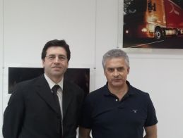 CS - Patinter re-embraces - Valério Maques - Frotcom - and Francisco Polónio - Patiner