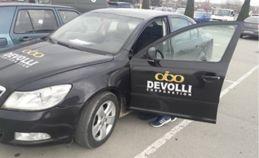 Devolli Corporation commercial vehicle