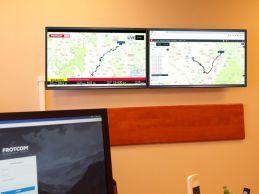 Devolli Corporation - Monitoring room