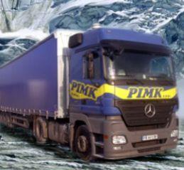 CS - PIMK truck
