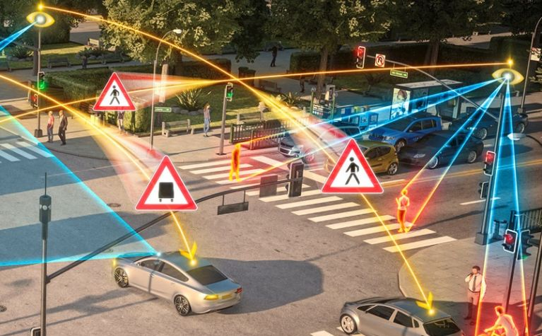 2020 will witness the beginning of connected mobility