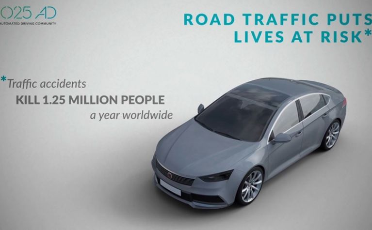 Automated driving can make our roads safer