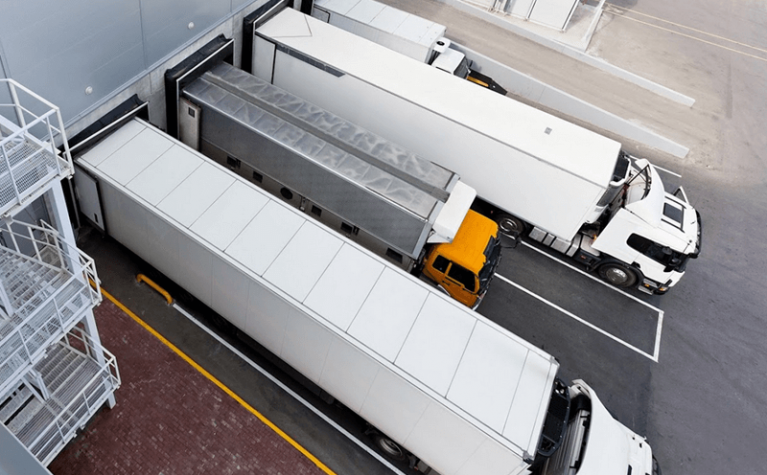 Improve visibility and control over your trailers, containers, and other assets using Frotcom