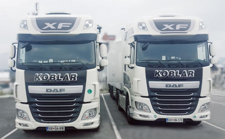 Koblar Damijan overcomes logistics challenges and reduces fuel costs - Frotcom