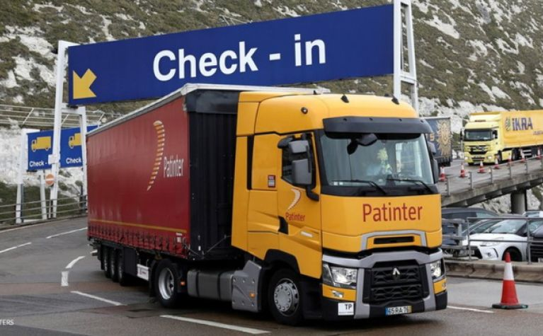 Brexit What changes in road transport and trade of goods between Europe and the UK