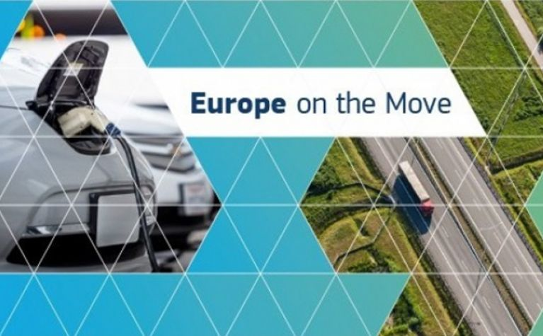 Europe on the Move Modernizing the fundaments of European transportation