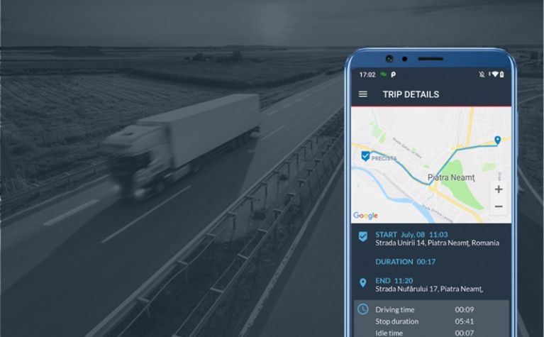 Engage your drivers with the new Driver App