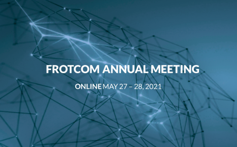Frotcom 2021 Annual Meeting gathers Partners from all over the world online