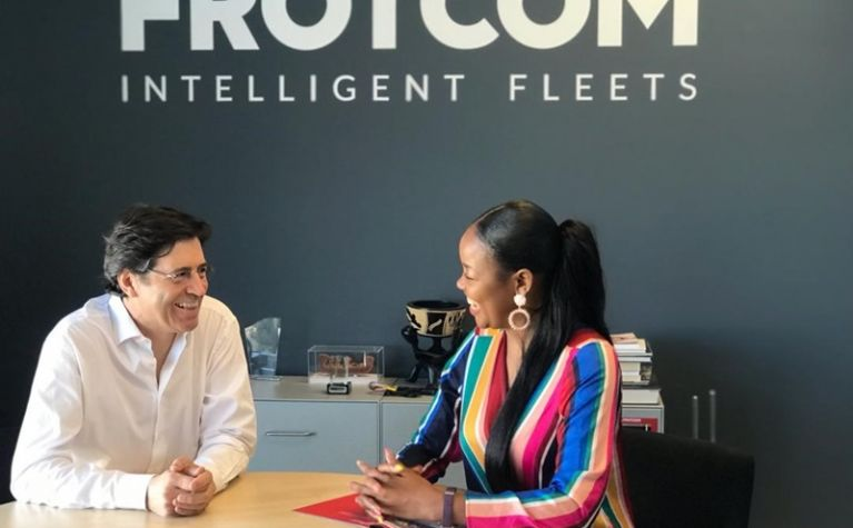 Frotcom expands to a new market with the addition of Frotcom Botswana