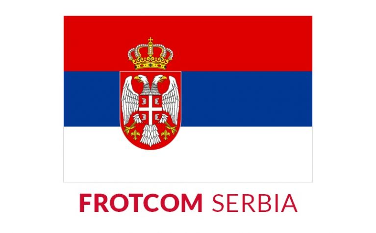 Frotcom in Serbia