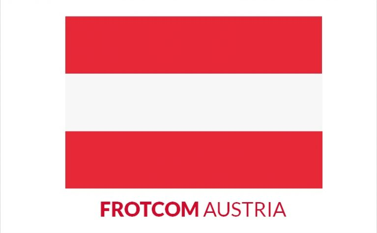 Frotcom is now available in Austria
