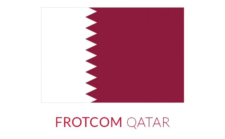 Frotcom is pleased to announce a new certified partner in Qatar