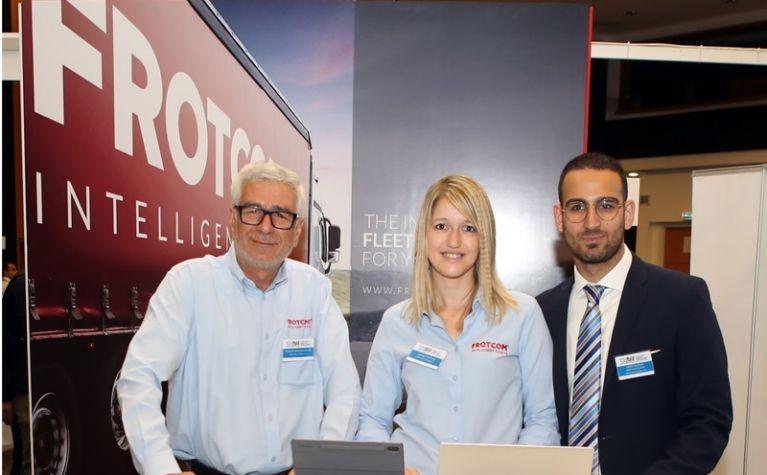 Frotcom proudly exhibited at the 13th Supply Chain Logistics Conference and Exhibition
