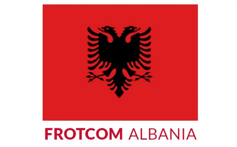 Frotcom's success in Kosovo takes the solution to the Albanian market