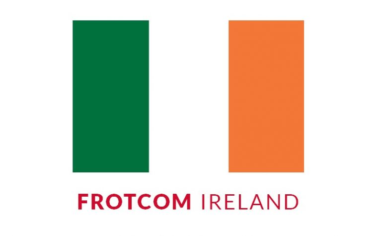 Ireland added to the Frotcom Certified Partner network