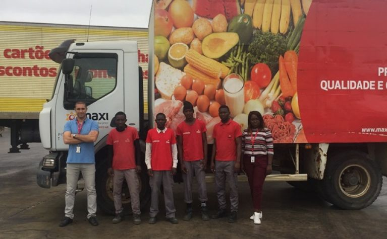 Retail chain Maxi increases fleet efficiency with Frotcom