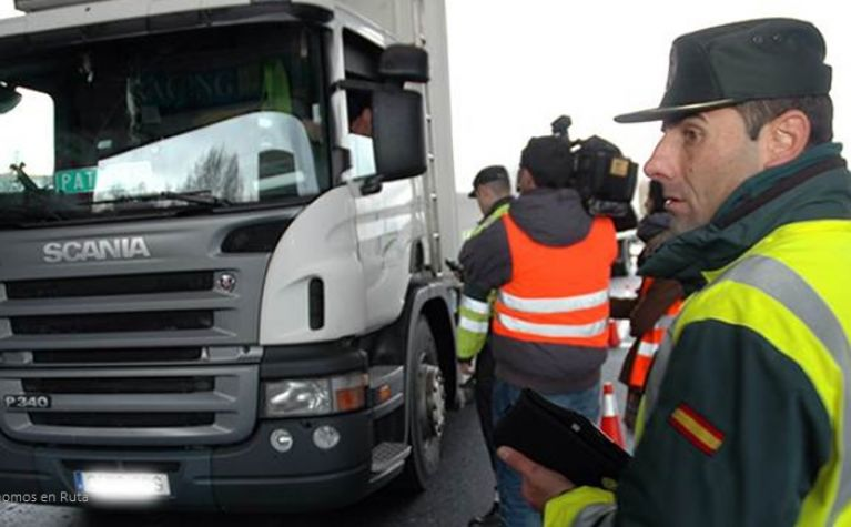 New Labor Inspection Plan for relocated Spanish road transportation companies