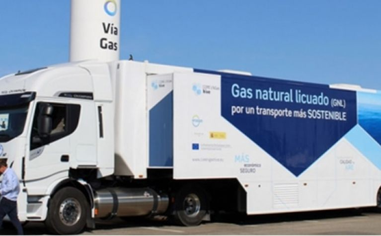 Renewable gas will be included in truck emissions calculations