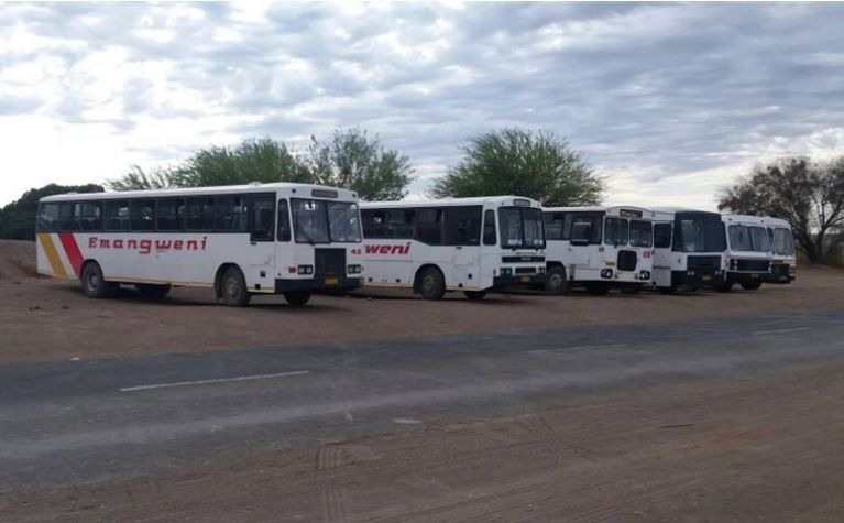 Rundu Bus Service reduces its fuel costs with Frotcom