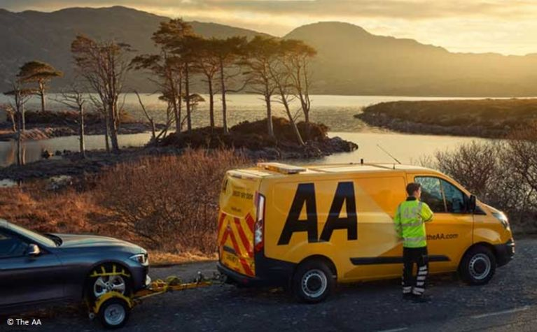 UK's AA shares advice on taking an electric vehicle abroad